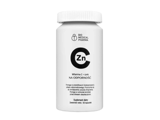 Suplementy z cynkiem - BIO Medical Pharma