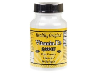 Witamina D - Healthy Origins