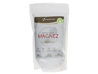 Suplementy z magnezem - Progress Labs