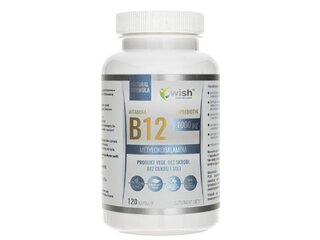 Witamina B12 - Wish Pharmaceutical