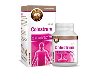 Colostrum - Laboratoria Natury