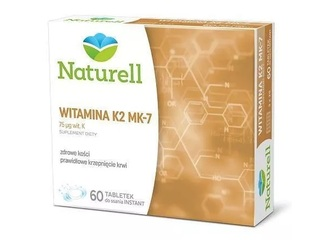 Witamina K - Naturell