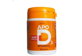 Witamina D - APOTEX